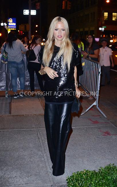 WWW.ACEPIXS.COM<br /> <br /> September 15 2015, New York City<br /> <br /> Stylist Rachel Zoe out in Soho on September 15 2015 in New York City<br /> <br /> By Line: Curtis Means/ACE Pictures<br /> <br /> <br /> ACE Pictures, Inc.<br /> tel: 646 769 0430<br /> Email: info@acepixs.com<br /> www.acepixs.com