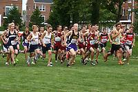 Indiana All-Catholic Cross Country Meet 9-8-12 BOYS VARSITY AND JV