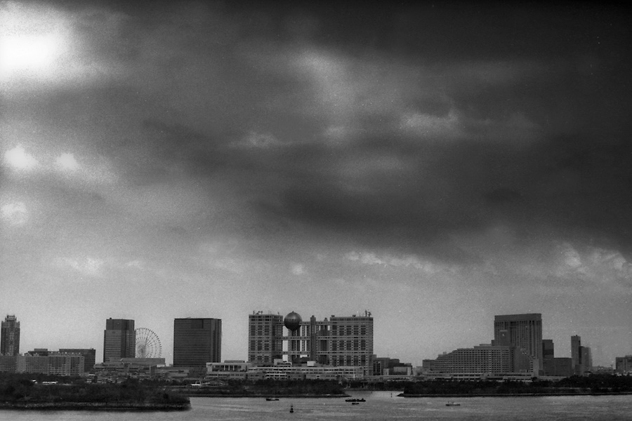 Odaiba, Tokyo, 2011