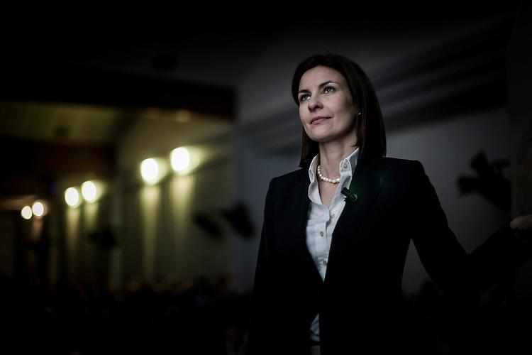 campagna elettorale Alessandra Moretti