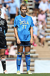 13 September 2015: UCLA's Courtney Proctor. The University of North Carolina Tar Heels hosted the University of California Los Angeles Bruins at Fetzer Field in Chapel Hill, NC in a 2015 NCAA Division I Women's Soccer game. UNC won the game 3-1.