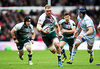 Leicester Tigers v Racing 92 : 24.04.16