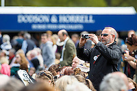 02-CANDID: 2016 GBR-Dodson and Horrell ERM Chatsworth International Horse Trial