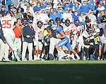 Ole Miss vs. Kentucky's Matt Roark (3) at Commonwealth Stadium in Lexington, Ky. on Saturday, November 5, 2011. ..
