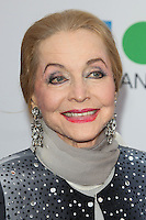 LOS ANGELES, CA, USA - MARCH 29: Anne Jeffreys at the MOCA's 35th Anniversary Gala Presented By Louis Vuitton held at The Geffen Contemporary at MOCA on March 29, 2014 in Los Angeles, California, United States. (Photo by Celebrity Monitor)