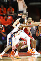 Illinois vs Nebraska basketball 2015-16