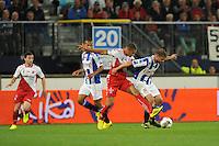 VOETBAL: HEERENVEEN: Abe Lenstra stadion 30-08-2014, SC Heerenveen - FC Utrecht uitslag 3-1, Joey van den Berg, ©foto Martin de Jong