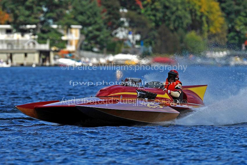 """Larry Lauterbach, GP-25 """"Nordic"""" (picklefork Lauterbach Grand Prix hydroplane)"""