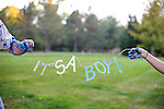 Baby Reveal | Travis & Lauren | It's A Boy!