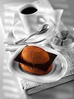 small cake - Chocolate truffle