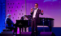 September 10, 2016, Washington DC, USA:  Grammy and Tony Award winner, Billy Porter performs at the 20th Annual Human Rights Campaign (HRC) Dinner in Washington DC.  Patsy Lynch/MediaPunch