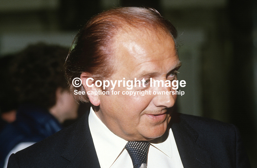 James Kilfeddar, Ulster Unionist, assemblyman, North Down, speaker, N Ireland Assembly, 19840082JK. Also MP in UK Parliament...Copyright Image from Victor Patterson, 54 Dorchester Park, Belfast, UK, BT9 6RJ..Tel: +44 28 9066 1296.Mob: +44 7802 353836.Voicemail +44 20 8816 7153.Skype: victorpattersonbelfast.Email: victorpatterson@me.com.Email: victorpatterson@ireland.com (back-up)..IMPORTANT: If you wish to use this image or any other of my images please go to www.victorpatterson.com and click on the Terms & Conditions. Then contact me by email or phone with the reference number(s) of the image(s) concerned.
