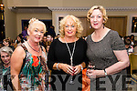 Noreen Horan, Helen Walsh and Breda Walsh pictured at the John Mitchel's Strictly Come Dancing at the Ballygarry House Hotel on Sunday night.