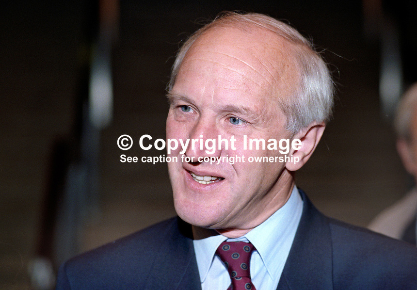 Dr David Clark, MP, South Shields,Labour Party, UK, 199309321<br />
