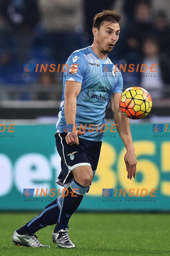 Stefan Radu Lazio <br /> Roma 04-12-2015 Stadio Olimpico Football Calcio 2015/2016 Serie A Lazio - Juventus Foto Andrea Staccioli / Insidefoto