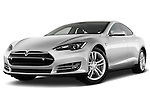 Tesla Model S 85 Electric Sedan 2014