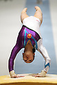 Huang Qiushuang (CHN), November 26, 2011 - Artistic Gymnastics : FIG Artistic Gymnastics World Cup, Tokyo Cup 2011 Women's Individual All-round at Ryogoku-kokugikan, Tokyo, Japan. (Photo by Daiju Kitamura/AFLO SPORT) [1045]