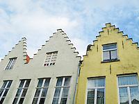 Architecture in Brugges, Belgium
