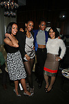 Guests Attend The 4th Annual Beauty and the Beat: Heroines of Excellence Awards Honoring Outstanding Women of Color on the Rise Hosted by Wilhelmina and Brand Jordan Model Maria Clifton Held at the Empire Room, NY 3/22/13