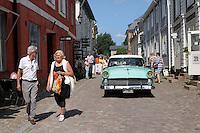 Porvoo Borg&aring; &egrave; un&rsquo;antica citt&agrave; medievale dichiarata dall'UNESCO patrimonio dell'umanit&agrave;.<br /> Porvoo Borg&aring; is an old medieval town, UNESCO World Heritage Site.