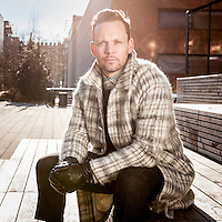 Finnish Designer Teemu Suviala Portrait
