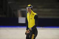 SCHAATSEN: HEERENVEEN: 24-10-2014, IJsstadion Thialf, Topsporttraining Team LottoNL - Jumbo, Hein Otterspeer, ©foto Martin de Jong