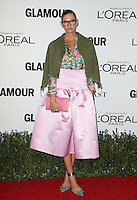 LOS ANGELES, CA - NOVEMBER 14: Jenna Lyons at  Glamour's Women Of The Year 2016 at NeueHouse Hollywood on November 14, 2016 in Los Angeles, California. Credit: Faye Sadou/MediaPunch