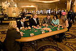 Nevada, Caesars Palace and Casino, gaming, gambling, poker, model released, NV, Las Vegas, Photo nv210-17226.  .Copyright: Lee Foster, www.fostertravel.com, 510-549-2202,lee@fostertravel.com