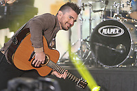 APR 21 Juanes Performs on NBC's Today Show NY