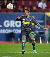 FUSSBALL   1. BUNDESLIGA  SAISON 2012/2013   13. Spieltag FC Augsburg - Borussia Moenchengladbach           25.11.2012 Igor de Camargo (Borussia Moenchengladbach)