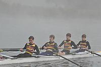 004 SHP .Reading Rowing Club Small Boats Head 2011. Tilehurst to Caversham 3,300m downstream. Sunday 16.10.2011