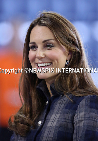 "CATHERINE, DUCHESS OF CAMBRIDGE AND PRINCE WILLIAM.toured the Emirates Arena that will play host to several events at the 2014 Glasgow Commonwealth Games_04/04/2013.Mandatory Credit Photo: ©Butler/DiasImages..**ALL FEES PAYABLE TO: ""NEWSPIX INTERNATIONAL""**..IMMEDIATE CONFIRMATION OF USAGE REQUIRED:.Newspix International, 31 Chinnery Hill, Bishop's Stortford, ENGLAND CM23 3PS.Tel:+441279 324672  ; Fax: +441279656877.Mobile:  07775681153.e-mail: info@newspixinternational.co.uk"