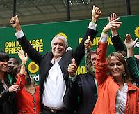 Inscripción de Enrique Peñalosa como candidato presidencial 2014-2018