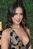 BEVERLY HILLS - OCTOBER 15:  Eiza Gonzalez Reyna at the 7th Annual Veuve Clicquot Polo Classic at Will Rogers State Historic Park on October 15, 2016 in Pacific Palisades, California. Credit: mpi991/MediaPunch