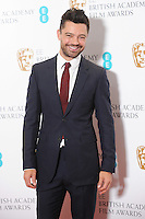 Dominic Cooper at the announcement of the nominations for the 2017 EE BAFTA Film Awards, BAFTA, London, UK. <br /> 10th January  2017<br /> Picture: Steve Vas/Featureflash/SilverHub 0208 004 5359 sales@silverhubmedia.com