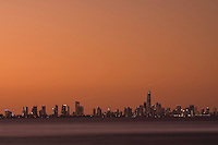 Surfers Paradise skyline Gold Coast, Queensland, Australia.  Photo: Joli