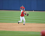 Ole Miss' Alex Yarbrough (2) vs. Houston at Oxford-University Stadium in Oxford, Miss. on Sunday, March 11, 2012. Ole Miss won 11-3 to sweep the three-game series.