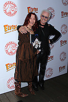 HOLLYWOOD, CA - OCTOBER 18: Michael Des Barres, Pamela Des Barres attends the launch party for Cassandra Peterson's new book 'Elvira, Mistress Of The Dark' at the Hollywood Roosevelt Hotel on October 18, 2016 in Hollywood, California. (Credit: Parisa Afsahi/MediaPunch).