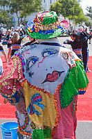 Colorful Hat & Shirt Design, LA Pride 2010 West Hollywood, CA Parade