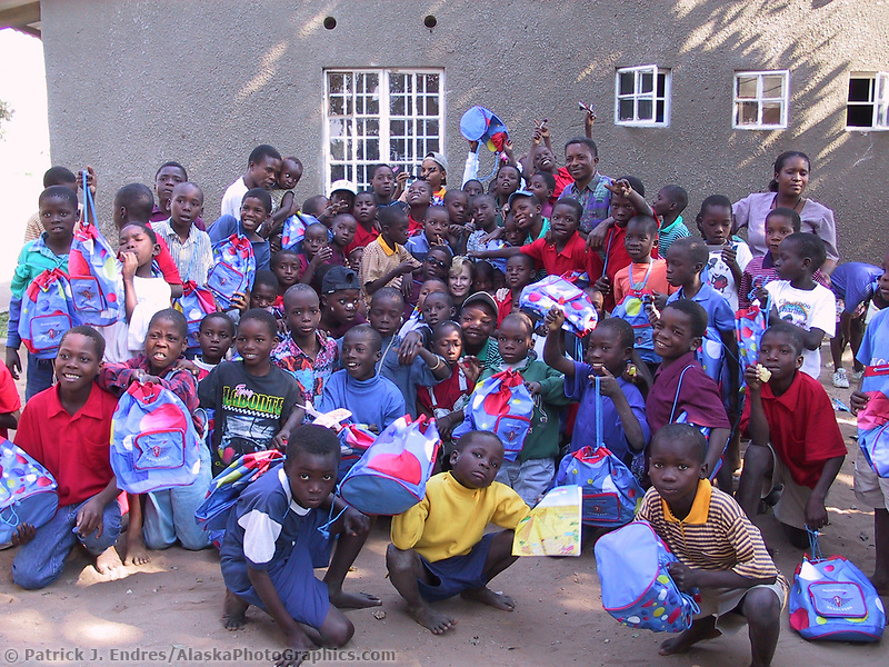 Maputo, Mozambique, AFRICA, Iris Ministries May 2001.