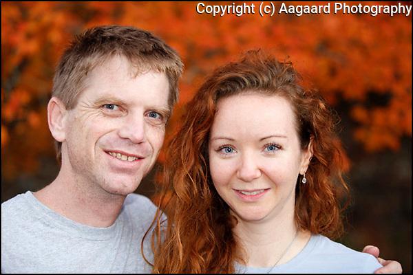 Erik Aagaard and Posie Aagaard