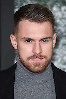 Aaron Ramsey at the European premiere of &quot;Collateral Beauty&quot; at the Vue Leicester Square, London. <br /> December 15, 2016<br /> Picture: Steve Vas/Featureflash/SilverHub 0208 004 5359/ 07711 972644 Editors@silverhubmedia.com