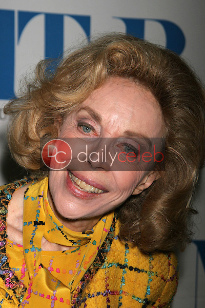Dr. Joyce Brothers<br />at the Museum of Television and Radio's Presentation of &quot;She Made It: Women Creating Television and Radio&quot;. Museum of Television and Radio, Los Angeles, CA. 12-05-06<br />Dave Edwards/DailyCeleb.com 818-249-4998