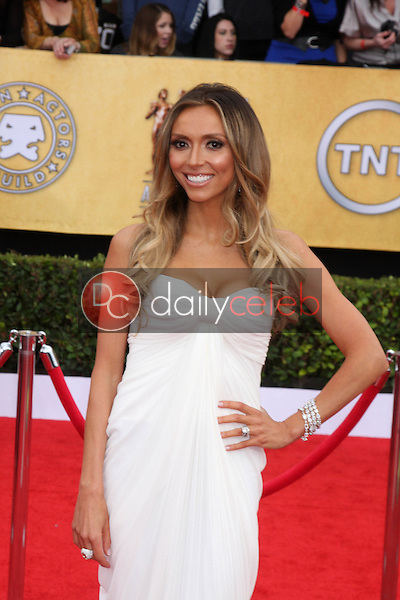 LOS ANGELES - JAN 30:  Giuliana Rancic arrives at the 2011 Screen Actors Guild Awards  at Shrine Auditorium on January 30, 2011 in Los Angeles, CA
