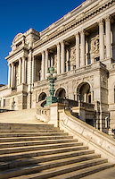 Library of Congress Washington DC Architecture