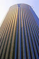 Philip Johnson: 101 California St., San Francisco--upper facade. Photo '83.