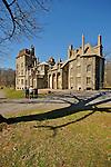 Fonthill, Mercer home, Doylestown, PA Mercer Museum, Doylestown, Bucks Co., PA