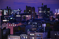 Soho skyline