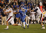 Kentucky Wildcats linebacker Alvin Dupree (2) goes after the ball during the first half of the UK Football game v. Samford at Commonwealth Stadium in Lexington, Ky., on Saturday, November 17, 2012. Photo by Genevieve Adams | Staff