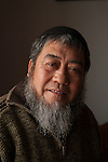 Zhang Xingwang, a member of the Kaifeng jewish community.